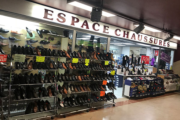 Espace Chaussures