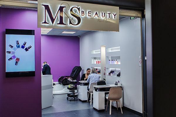 M & S Beauty