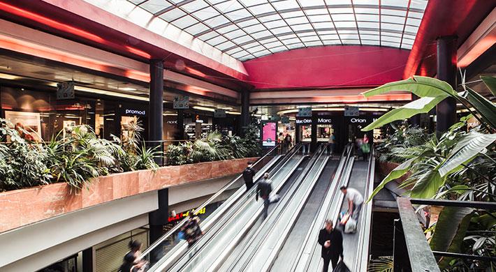Bel Est Shopping Center Paris-Bagnolet