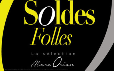 Marc Orian : Soldes !