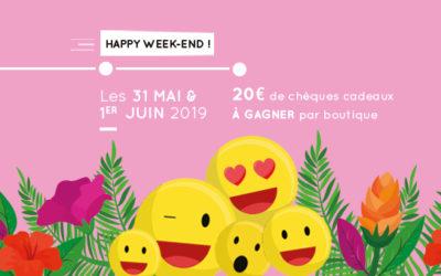 Happy Week-End de Juin