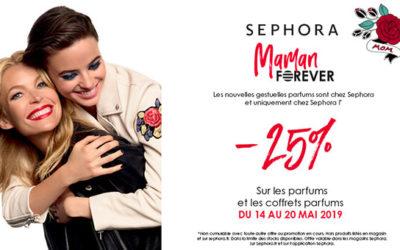 Sephora célèbre la Fête des Mères