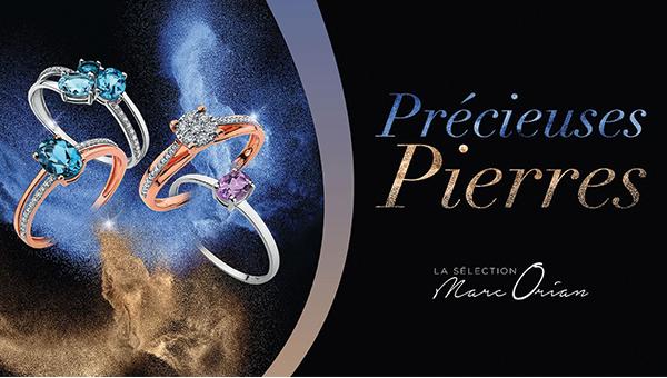 Marc Orian – Précieuses Pierres