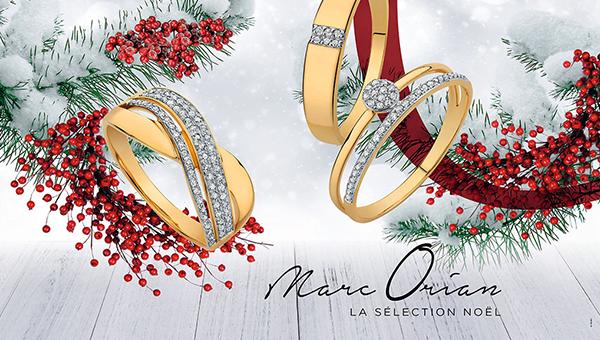 Faites briller les fêtes avec Marc Orian !